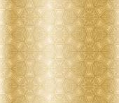 Seamless gold damask pattern