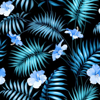 Tropical flower.