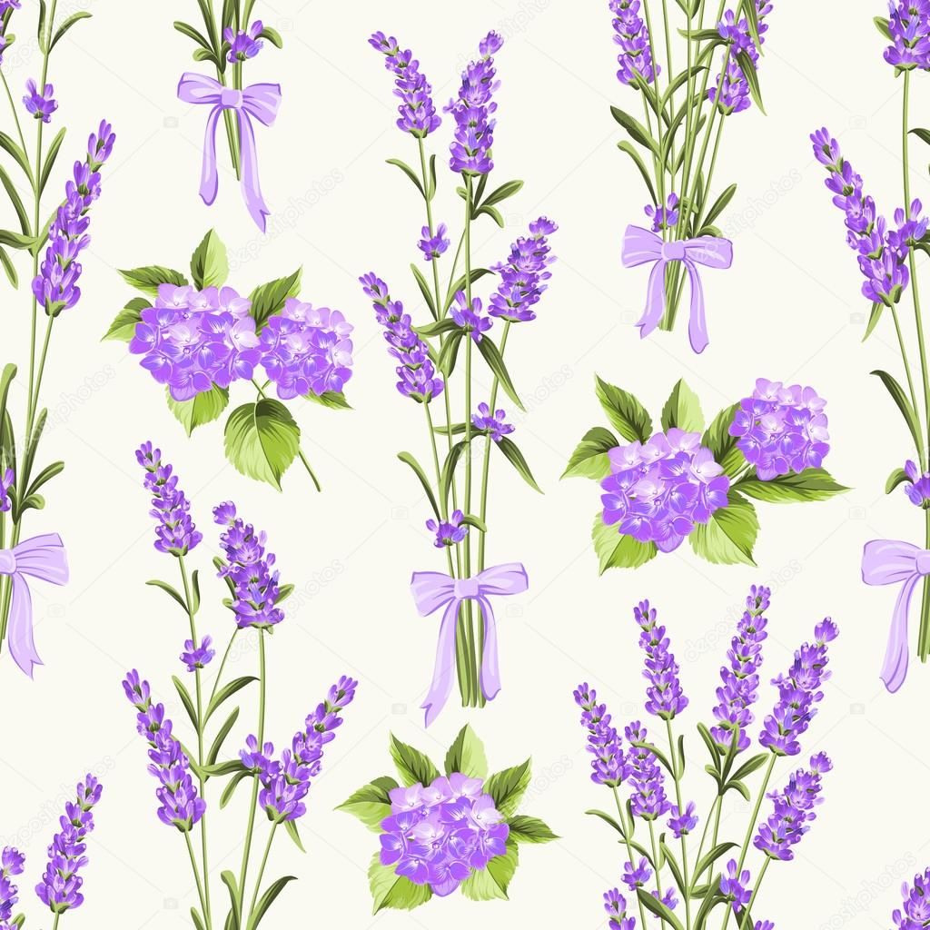 Seamless pattern for fabric.