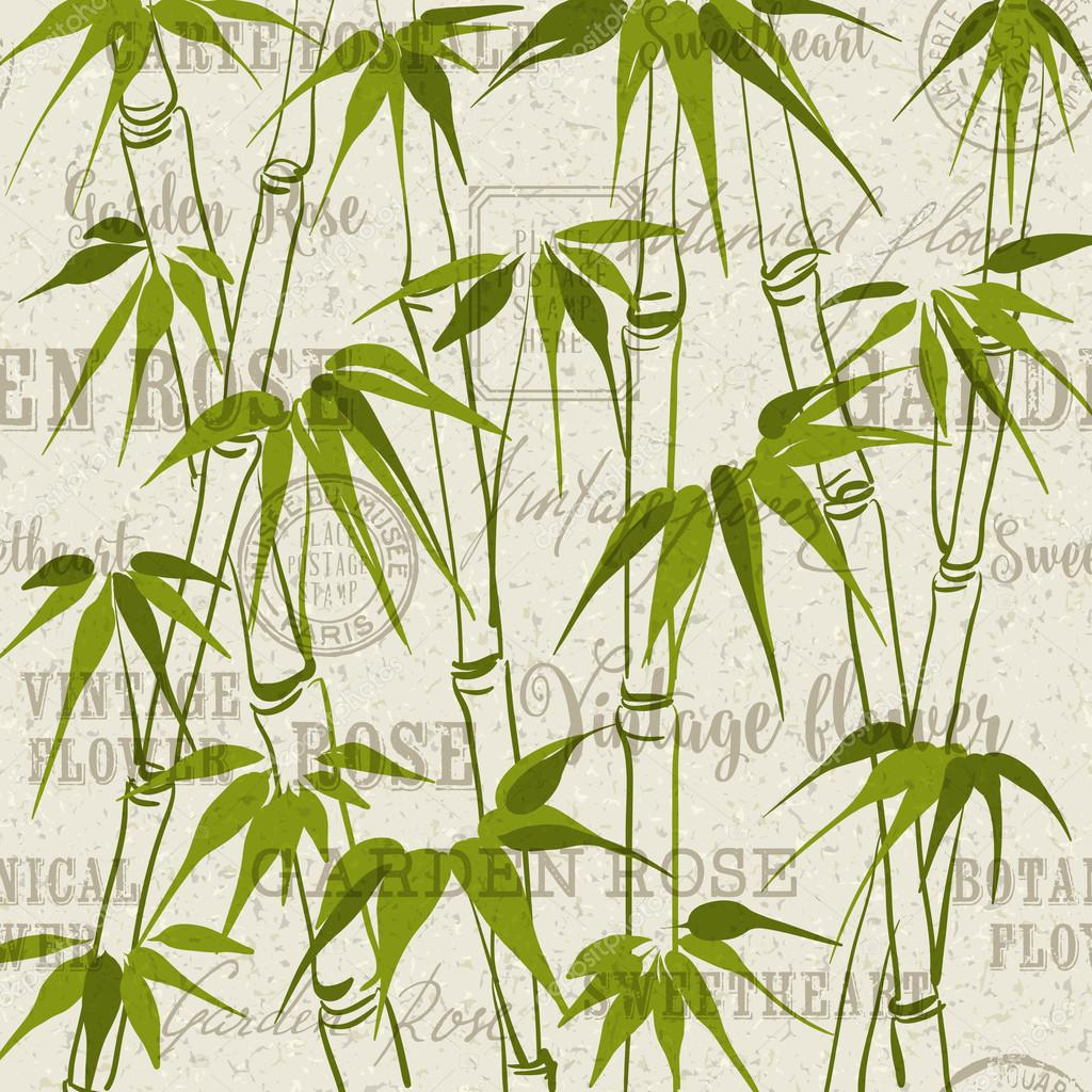 The Bamboo pattern.