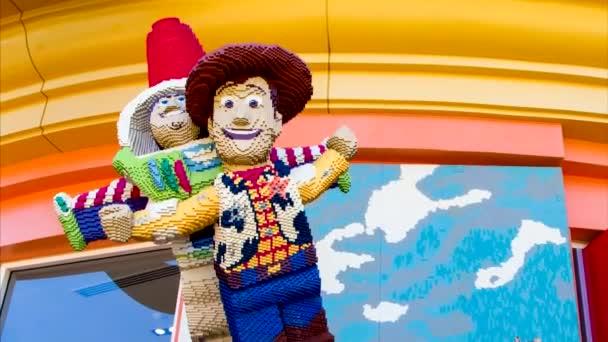 Legoland maloobchodě exteriér