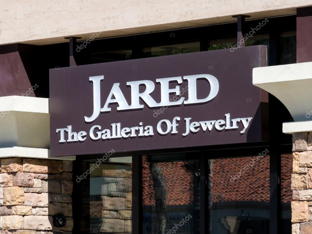 Jared Jewelry Store Exterior and Logo Stock Editorial Photo