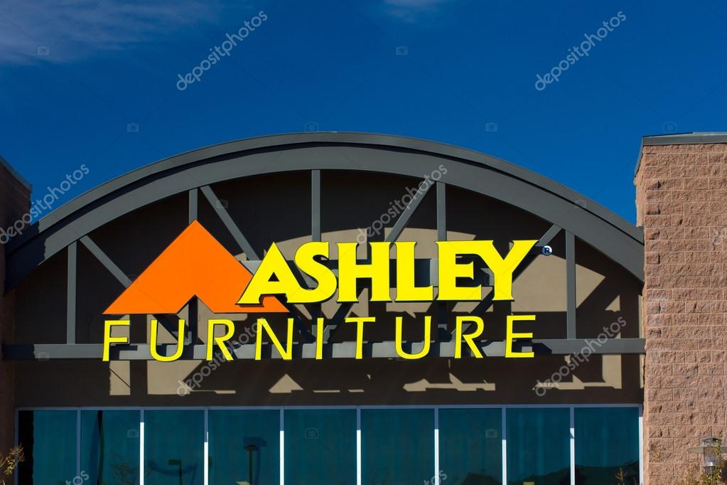 Ashley Furniture Store Exterior Stock Editorial Photo C Wolterke