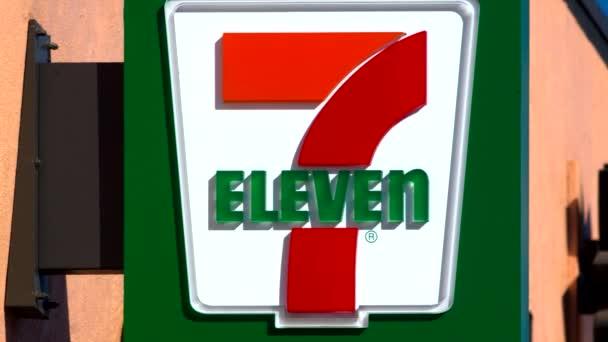 7-eleven áruház külső