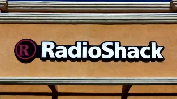 RadioShack Retail Store Exterieur