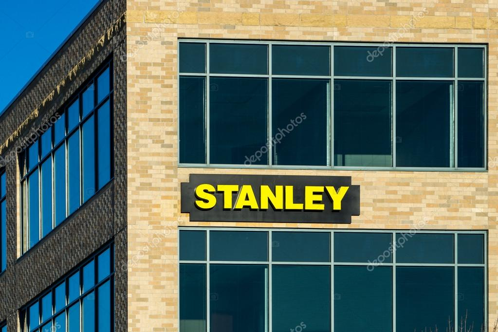 Stanley Black and Decker Offices and Logo
