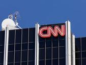 Exteriér budovy CNN