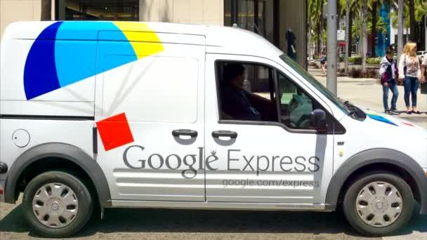 Google expresní dodávka