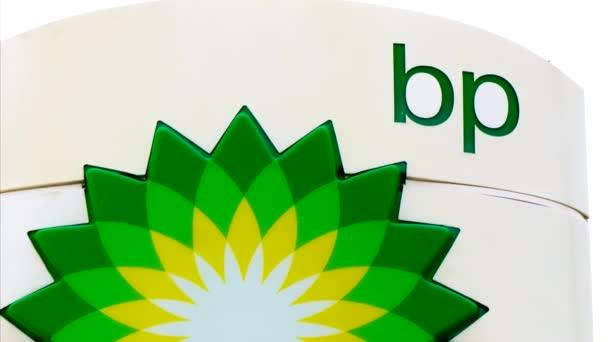 BP čerpací stanice znamení