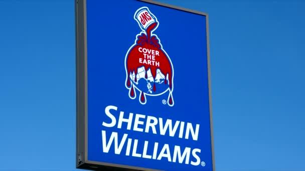 Sherwin Williams znak a Logo