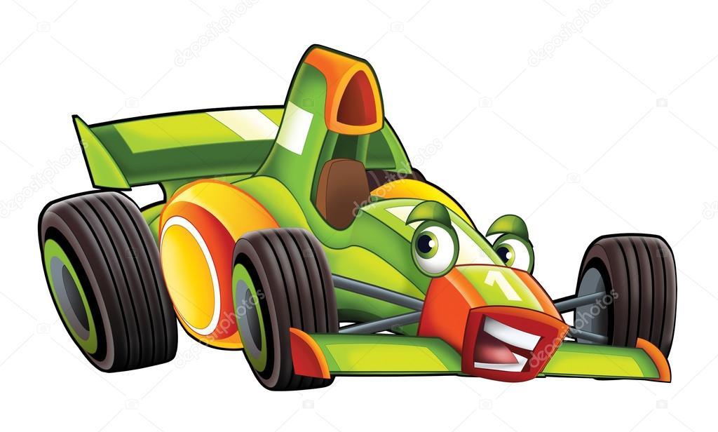 desenhos animados carros de corrida stock photo illustrator hft