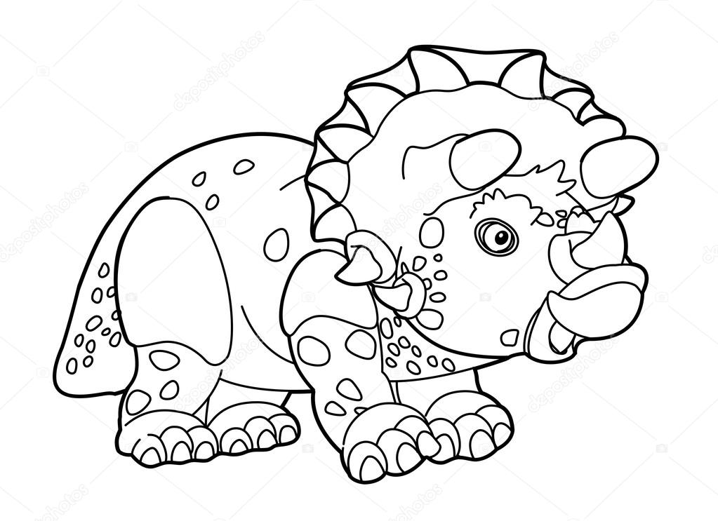 Dinosaure Dessin Anim