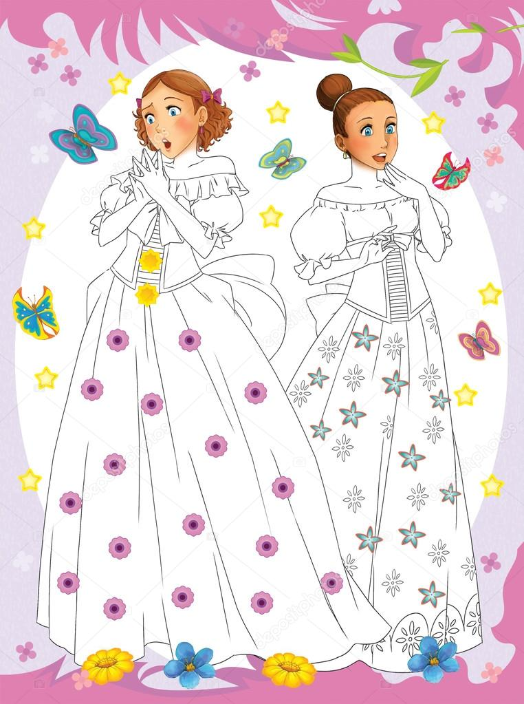 Berühmt Prinzessin Färbung Bilder Fotos - Druckbare Malvorlagen ...