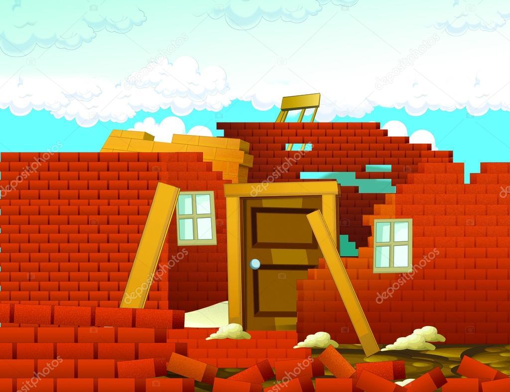 Imágenes: Animadas De Casas En Construccion