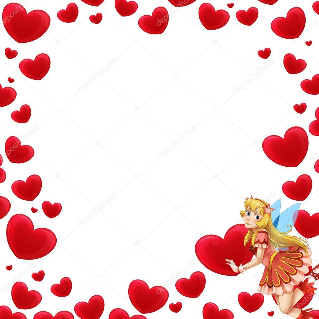 Marcos de corazones marcos para fotos marco de dibujos - Marcos de corazones para fotos ...