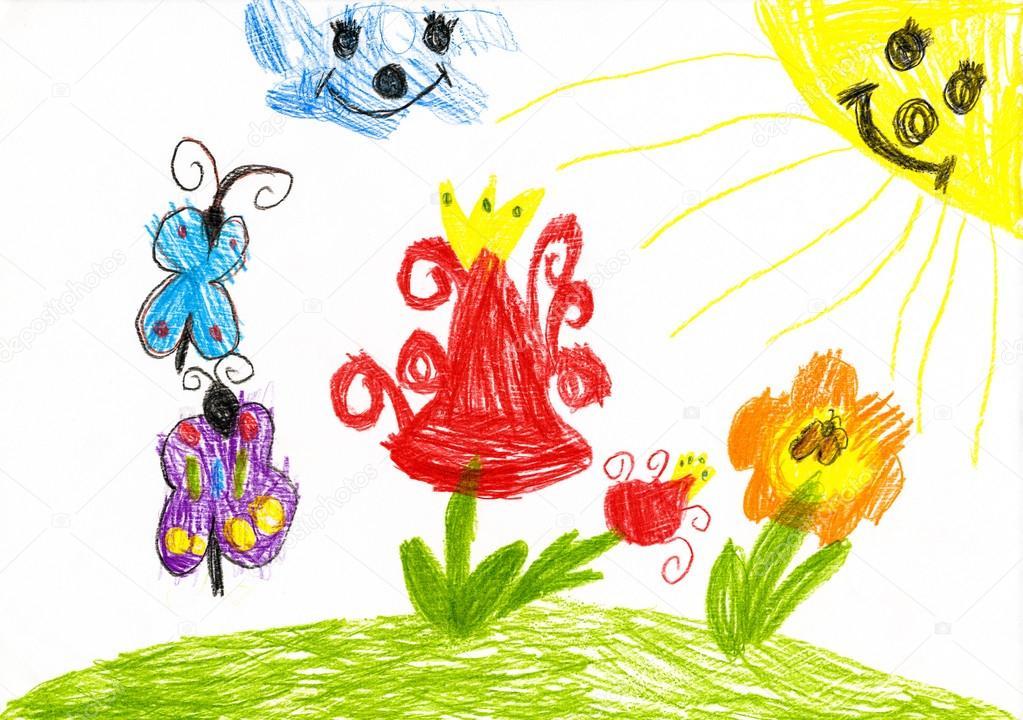 [Missão narrada] Pan lives inside us - Guilherme R. Mckinnon Depositphotos_55669411-stock-photo-wild-flower-and-butterfly-on