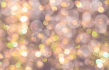 colorful abstract bokeh background, brown color