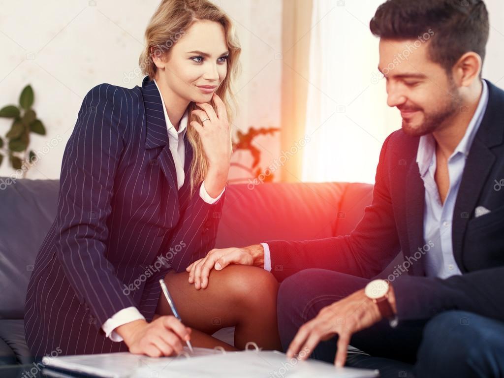 Bogaty biznesmen randki