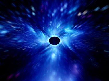 Time travel fractal