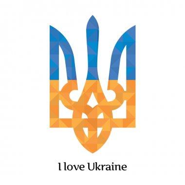 Ukraine Coat of Arms
