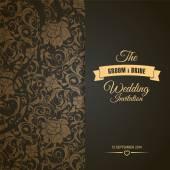 esküvői meghívó szerkeszthető a chevron háttér