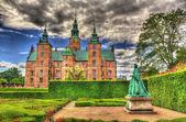 Fotografie Rosenborg Castle in Copenhagen, Denmark