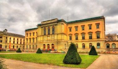 Uni Bastions, the oldest building of the University of Geneva -