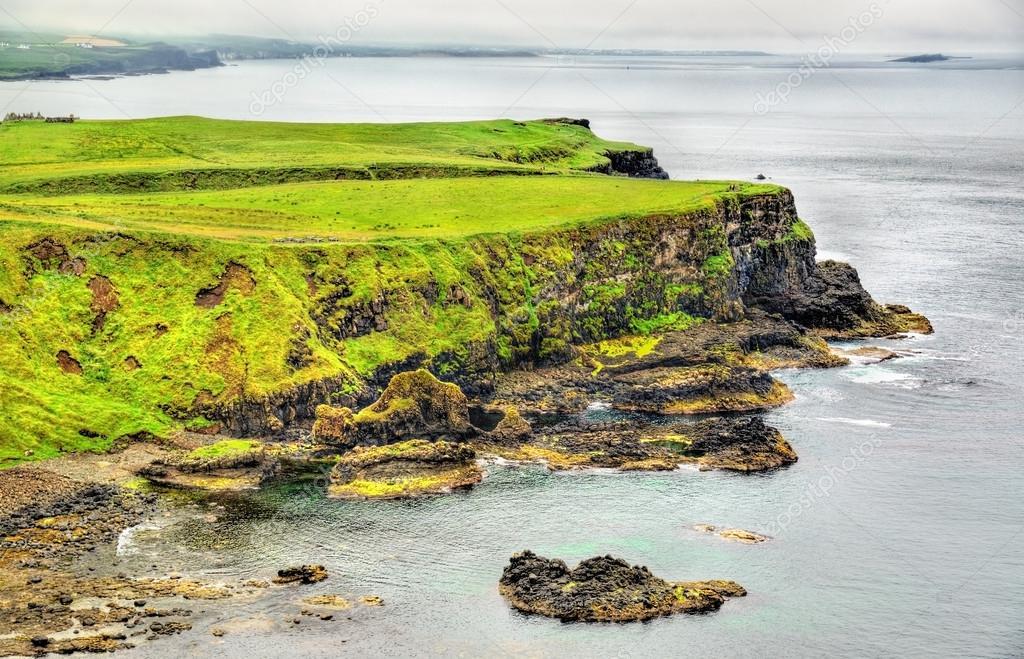 Ballintoy に近いアイルランド島...