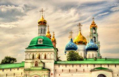 The Trinity Lavra of St. Sergius - Sergiyev Posad, Russia