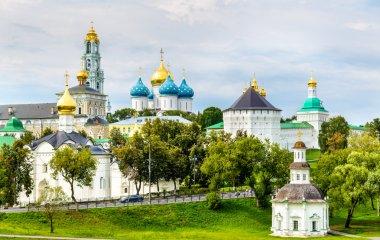 View of the Trinity Lavra of St. Sergius - Sergiyev Posad, Russi