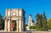 Fotografia Larco di Trionfo a Chisinau - Moldavia