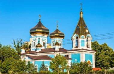 St. Teodor Tiron monastery in Chisinau - Moldova
