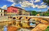 Fényképek Latin híd Sarajevo - Bosznia és Hercegovina