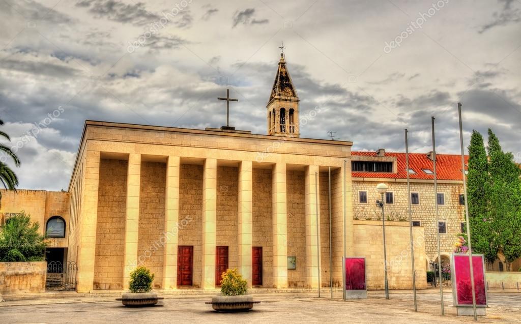 Gospe Od Zdravlja Church In Split