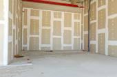 Sádrokartonové stěny. Sádrokartonové stěny ve výstavbě