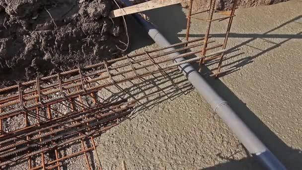 Beton se šíří v nadaci