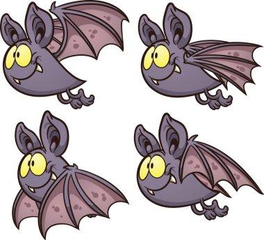Bat flight cycle