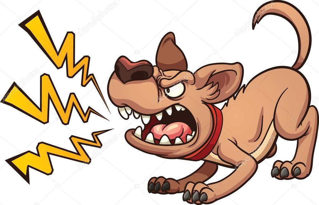 ᐈ Dog Barking Stock Illustrations Royalty Free Cartoon Dog Barking Pictures Download On Depositphotos