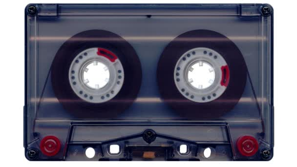 Zvukové pásky (bílá obrazovka)