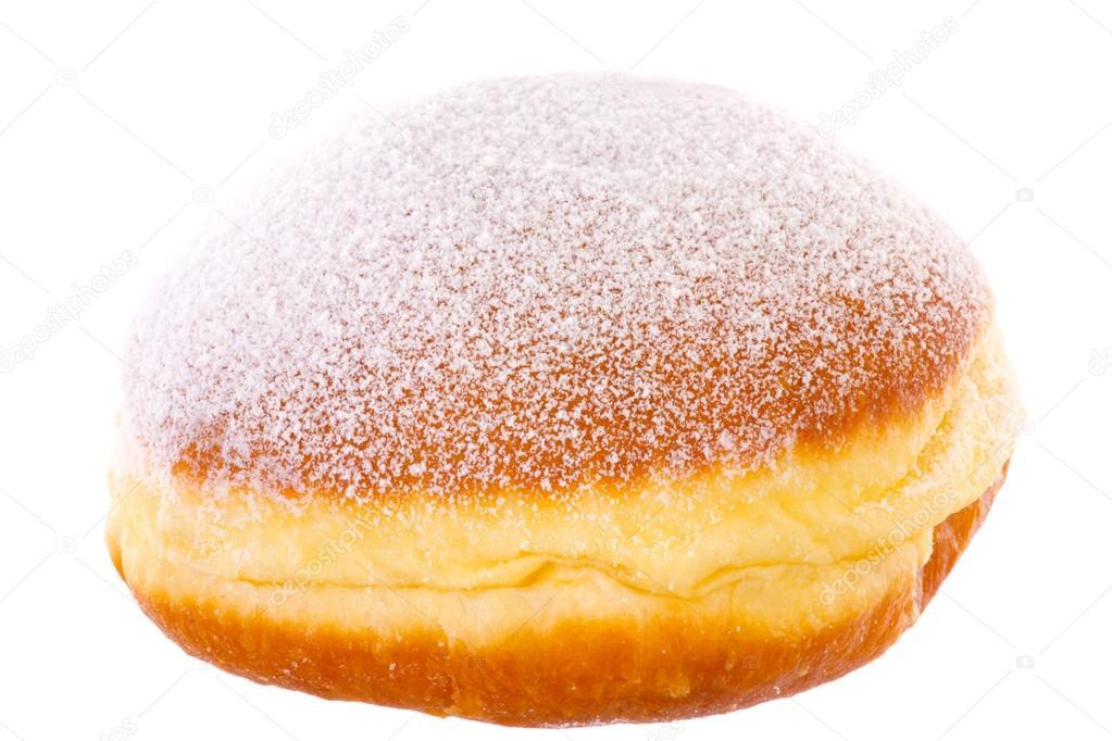 Krapfen Berliner Pfannkuchen Bismarck Donut Stockfoto Gwolters
