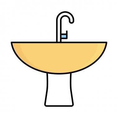 Basin Fill vector icon which can easily modify or edit icon