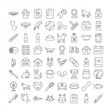 Pet Accessories Isolated Vector icon which can easily modify or edit icon