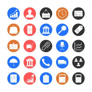 Trade icons Pack every single icon can easily modify or edit icon