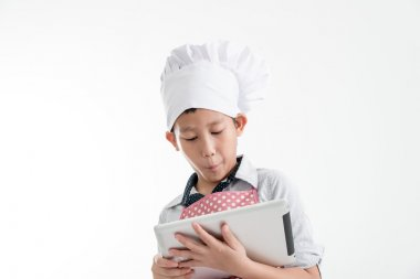 Young Asian Cook