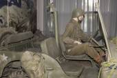 MB - four-wheel drive vehicle Willys (1942). Max. speed - 104