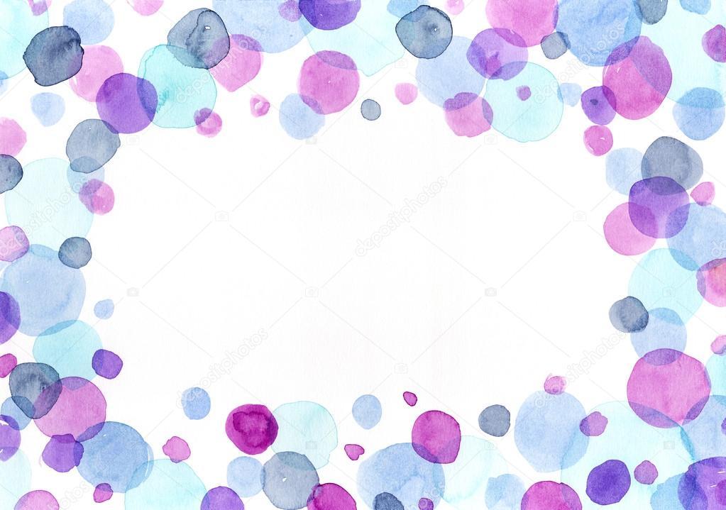 marco de burbujas — Fotos de Stock © Nicolaivanovici #62805875