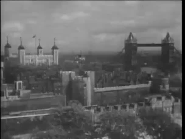 Londýn s most v Londýně, Anglie
