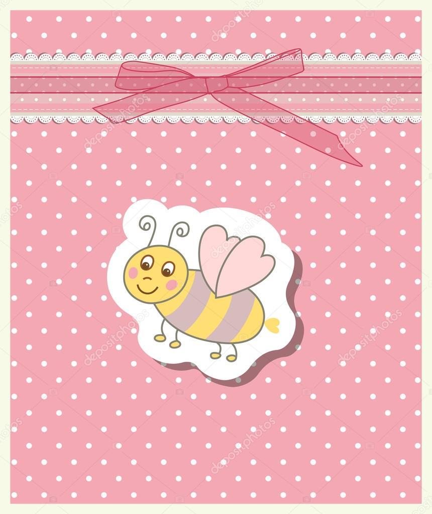 Plantilla de colorido doodle para niño, bebé ducha tarjeta, feliz ...