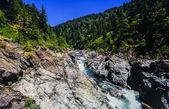 Photo Smith river gorge