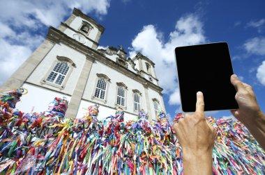 Bonfim Salvador Bahia Brazil Digital Tablet Computer